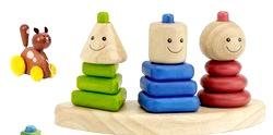 Розвиваючі іграшки дітям до року фото