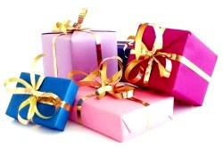 Розвиваючі ігри для дітей - «вінегрет» і «історія про подарунки»