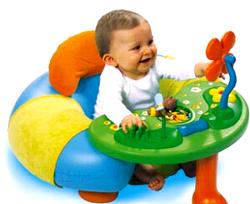 Розвиваючі ігри для дитини з 6-и місяців