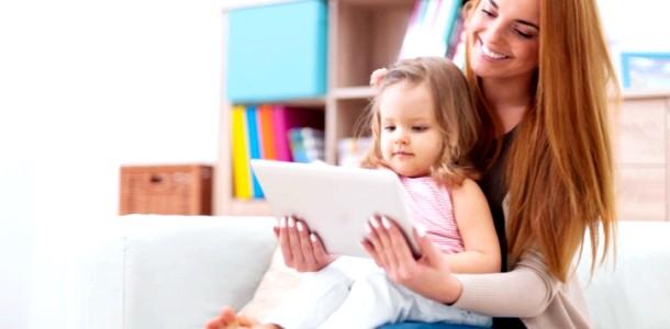 Дитина і комп'ютер: коли чи не рано починати