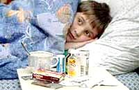 Дитина захворіла: чого робити не можна фото