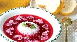 Рецепти дитячих супів