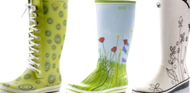Гумові чоботи для дітей: красиві і зручні моделі (ФОТО)