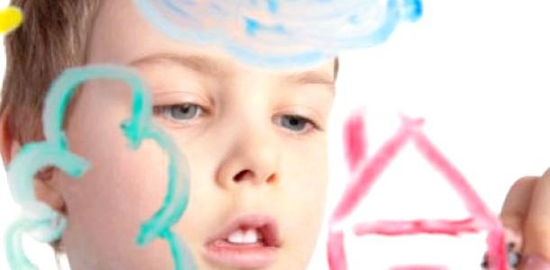 Малюємо з дітьми: 7 незвичайних способів