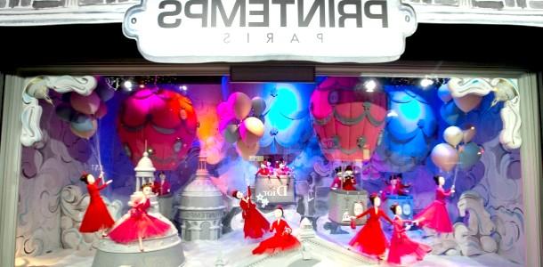 Різдвяні ляльки від будинку Діор (ФОТО)