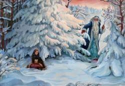 Російські казки. Морозко фото