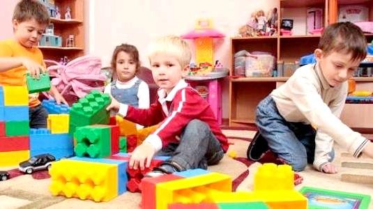 Садик-печера: незвичайний інтер'єр для дітей (ФОТО)