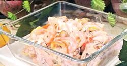 Салати. Рецепти з куркою