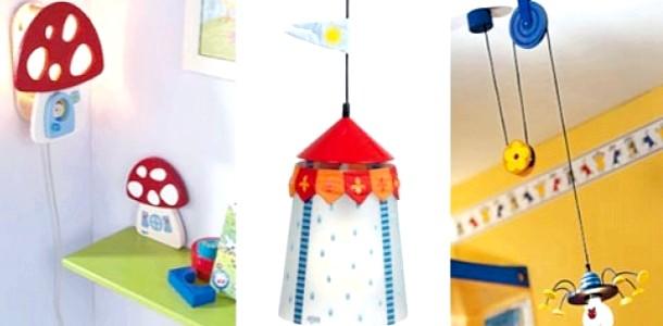 Найоригінальніші дитячі світильники (ФОТО)