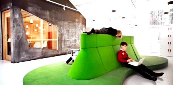 Школа мрії в Стокгольмі (ФОТО)