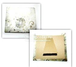 Скрапбукінг. Рамочка для фотографій в МОРСЬКА стилі. Майстер клас з покроковий фото