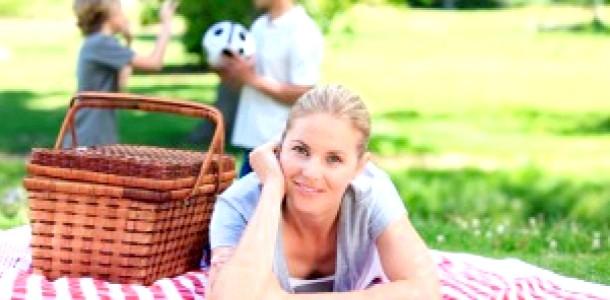 Збираємося на фітнес-пікнік (відео)