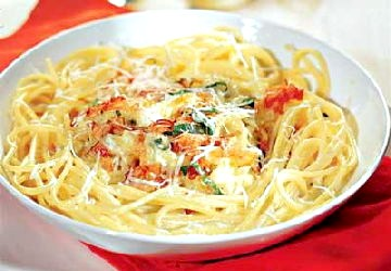 Спагетті Карбонара