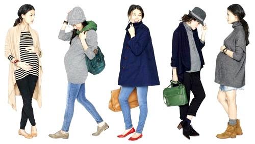 Стильна вагітність: як одягатися модно і безпечно