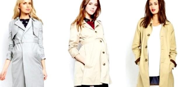 Стильна вагітність: обираємо весняне пальто (ФОТО)