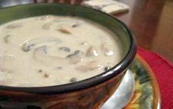 Суп грибний з шампіньйонів. Рецепт приготування