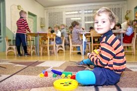У дитячий садок без проблем