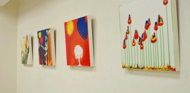 У Києві проходить виставка картин особливих діток «Біла веселка» (ФОТО) фото