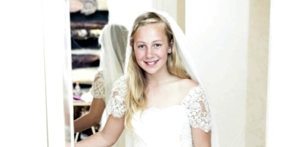 У Норвегії 12-річна дівчинка виходить заміж за 37-річного чоловіка (ФОТО)