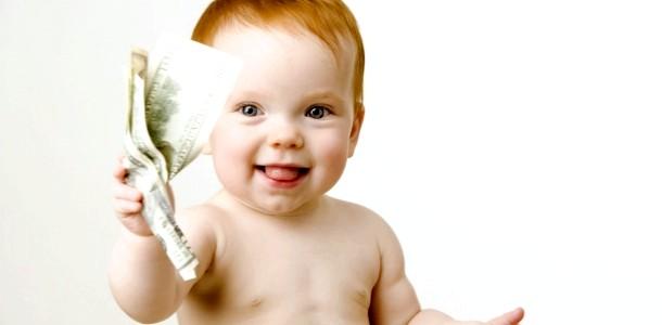 В Україні збираються змінити розмір виплат при народженні дитини