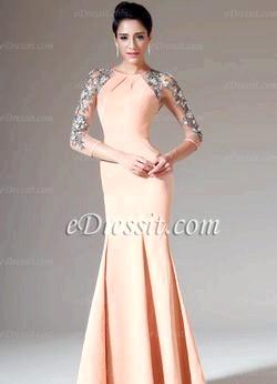 Вечірні сукні 2014 на випускний. Кращі фото