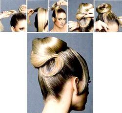 Вечірні зачіски на довге волосся: кращі варіанти
