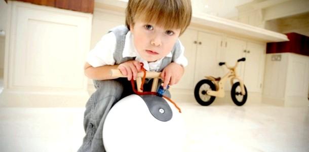 Велосипед майбутнього для дітей (ФОТО)