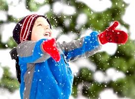 Верхній зимовий одяг для дошкільнят