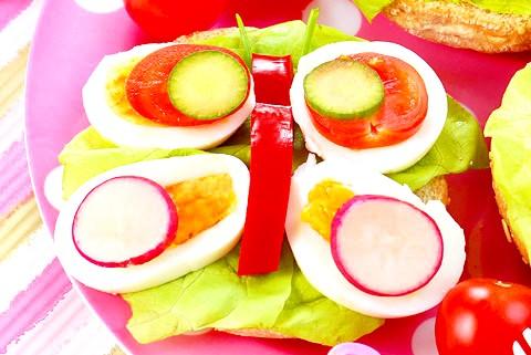 дитячі бутерброди