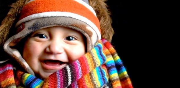 Весняний гардероб дитини: що одягати?
