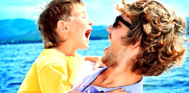ВІДЕОпозітів: батько знімав сина по 1 секунді в день
