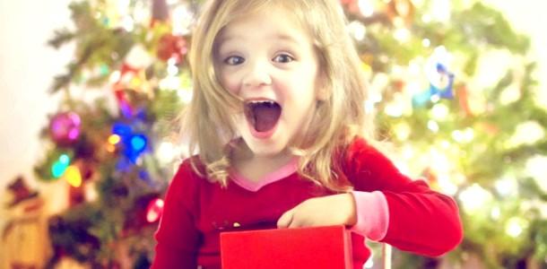ВІДЕОпозітів: щастя отримати бажаний подарунок