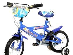 Види дитячих велосипедів