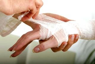Види ран та особливості їх лікування