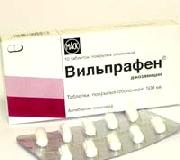 Вільпрафену при вагітності
