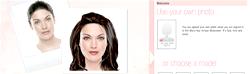 Віртуальний макіяж - новий сервіс в інтернеті фото