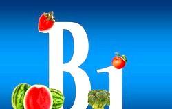 Вітаміни групи B. B1 (тіамін)