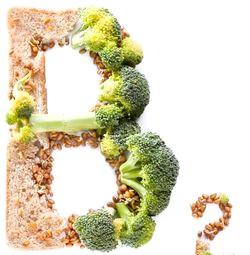 Вітаміни. Вітамін B2 (рибофлавін)