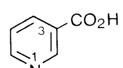 Вітаміни. Вітамін В3 (вітамін PP, нікотинова кислота, ніацин) фото