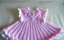 В'язання гачком для дітей - сукні фото