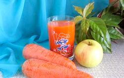 Смачні соки та овочеві відвари для майбутніх мам