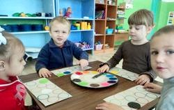 Виховання дітей молодшого дошкільного віку