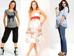 Все про вибір одягу для вагітних