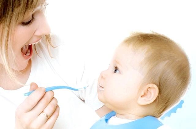 Введення прикорму дітям з харчовою алергією
