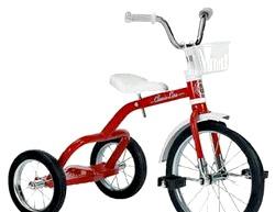 Вибираємо чотириколісний велосипед для малюка