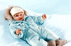 Вибираємо комбінезончик для новонародженого