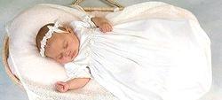 Вибираємо хрестик для хрещення малюка