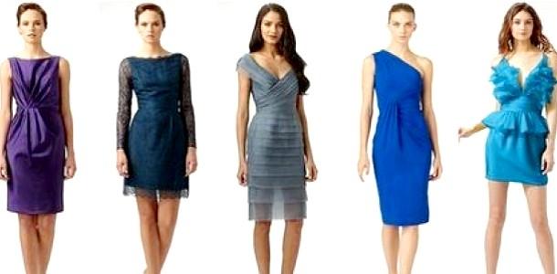 Вибираємо модне святкову сукню (поради стиліста)