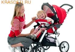 Вибираємо надійну коляску для малюка
