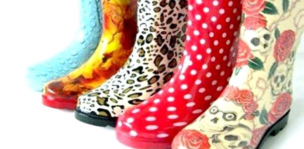 Вибираємо гумові чоботи (відео)